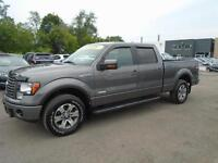 2011 FORD F150 FX4 CUIR ECOBOOST