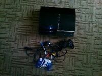 Ps3 60gb plays ps2