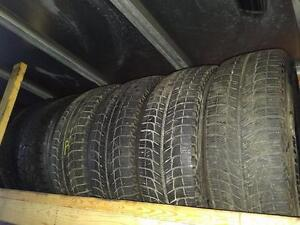 215/65R/17 MICHELIN X-ICE XI3 WINTER SNOW TIRES COMPLETE SET OF FOUR $140 215/65R17 *** 215/65/17