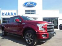 2015 Ford F-150 *NEW* SUPERCREW LARIAT*SPORT*502A* 4X4 3.5L V6 E