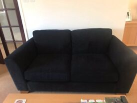 Two sofas and a chair