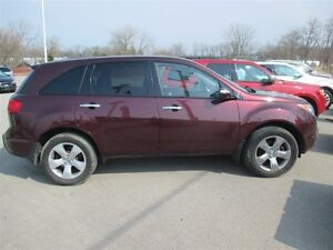 2008 Acura MDX Elite Package