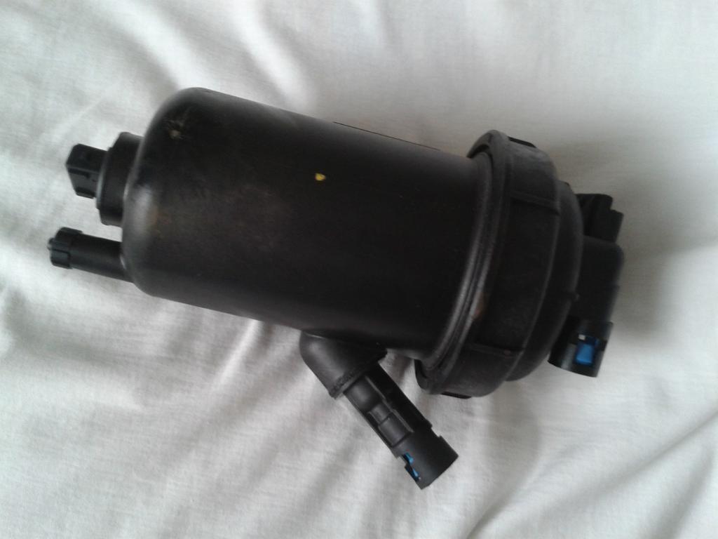 vauxhall astra signum vectra 1 9 cdti fuel filter housing 813040 13179060
