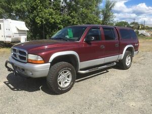 2003 Dodge Dakota SLT QUADCAB 4X4