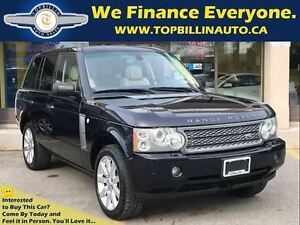 2007 Land Rover Range Rover Supercharged with all the Luxury opt