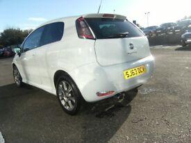 2013 63 FIAT PUNTO 1.2 GBT 3D 69 BHP **** GUARANTEED FINANCE **** PART EX WELCOME