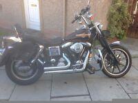 Harley Davidson Dyna Low Rider 1340