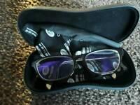 Ladies reading glasses - Boots Harper Black 135