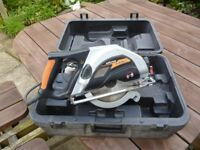 Evolution rage 110volt circular saw only used twice