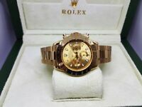 New Swiss Rolex Daytona Gold for sale!