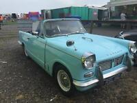 Triumph Herald 948 1961