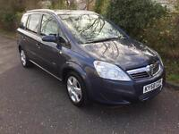 Vauxhall zafira 1.6 immaculate low miles new mot