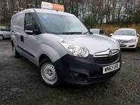 Vauxhall Combo, Diesel,2013,One Owner,Finance available,87,000 miles,3 Months Warranty,12 Months MOT