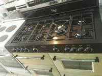 Belling range cooker very rare 110cm wide rrp over 2000