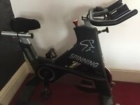 Star Trac Spinning Blade spin bike