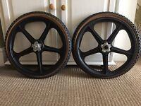 Skyway bmx wheels