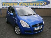 ***2009 Suzuki Splash GLS **��30 TAX**ONLY 54k!!!**NEW CLUTCH**( scenic meriva alto swift amica clio