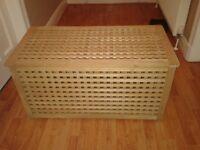 Ikea storage box/table