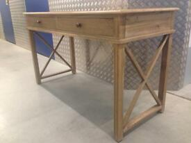 Oka Designer desk console table sideboard chest drawers Laura Ashley habitat loaf John Lewis Lombok