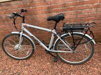 Halfords Assist Electric Bike