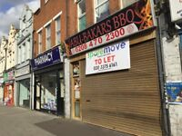 A3 Commercial Premises to Rent, East London, Forest Gate E7, Restaurant