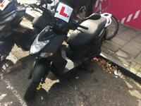 Kymco scooter 125cc 2016