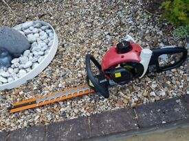 sovereign petrol hedge cutter (like new)