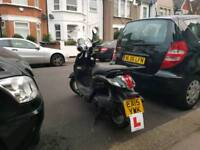 Yamaha delight 115cc (2015) very clean not pcx ww125 sh vision nmax xmax ps