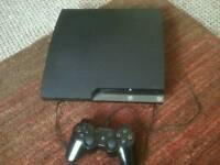 PLAYSTION 3 SLIM CONSOLE (250GB) PLUS GAMES