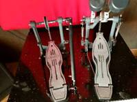 Mapex double kick pedal