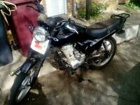 Motorbike Lifan 125