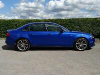 AUDI A4 2.0 TFSI QUATTRO S LINE BLACK EDITION PLUS 4d AUTOMATIC * 128 POINT AA INSPECTED * 2015