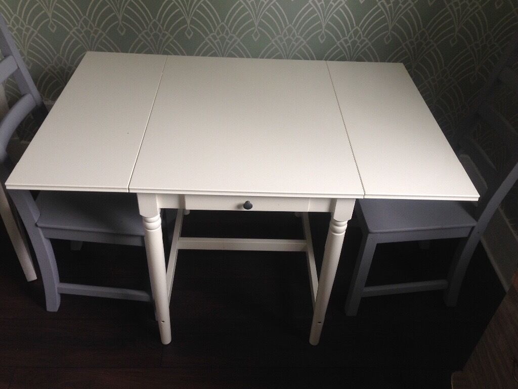 Ikea Ingatorp Dining Table For Sale