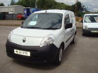 61reg Kangoo Full S/h & MOT fantastic condition see pics , Must b seen and driven £3695 +vat