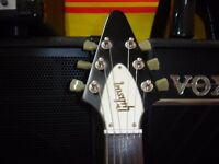 2008 Gibson Flying V faded cherry, may trade/px.