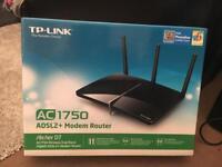 TP-Link modem router