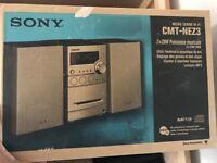 Sony Micro Chaine Hi-Fi