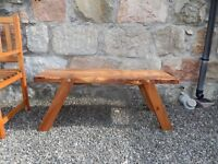 Garden Table - Low Coffee Table Style