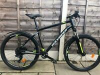 "Btwin Rockrider ST530 27.5"" men's mountain bike"