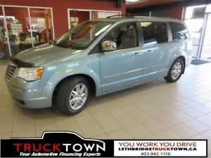 2009 Chrysler Town & Country LIMITED-BACKUP CAMERA-LEATHER
