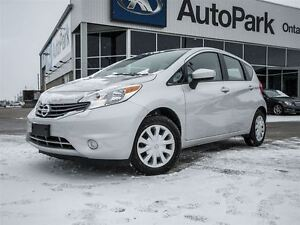 2015 Nissan Versa Note SV| Rear View Camera| Power Options|