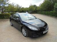 Mazda Mazda6 D Business Line 5dr (black) 2012