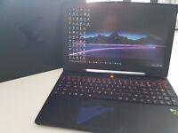 Aorus x5 v6 Gaming Laptop (Ultra Thin), GTX1070 120hz G-Sync LED scrn, i7-6820HK