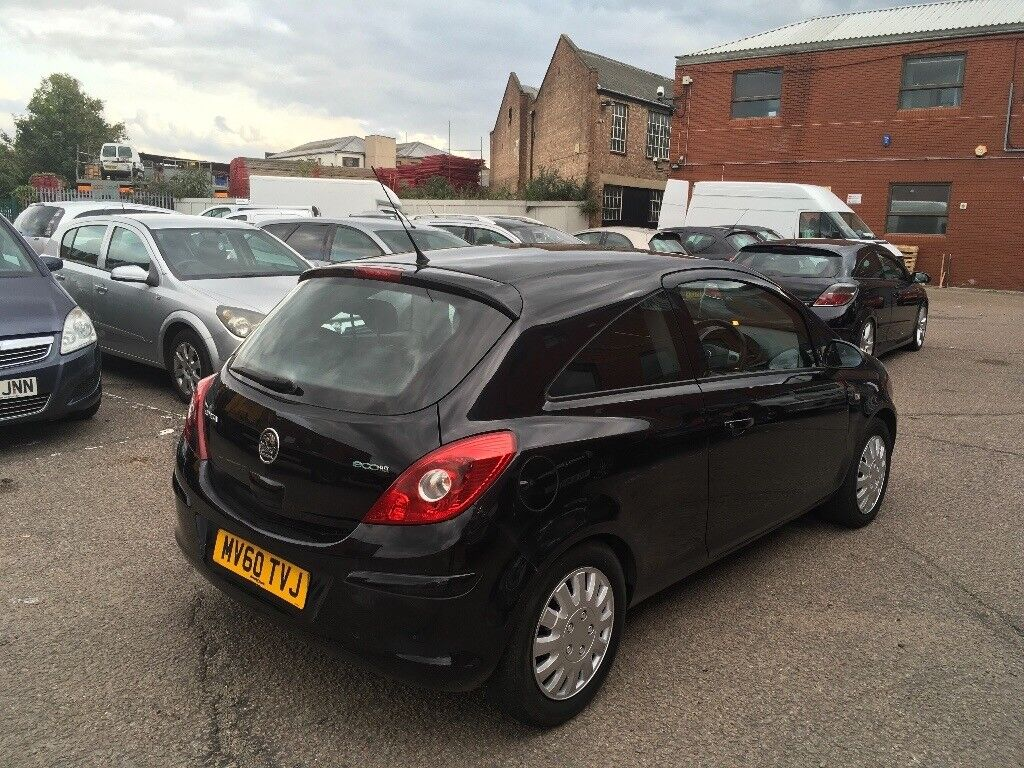2010 Vauxhall Corsa Diesel Good Condition and mot (Car is Road tax free)