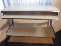 Computer Desk Trolley.