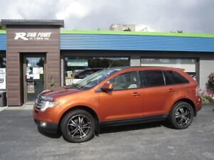2007 Ford Edge SEL AWD ROUES 20 POUCES