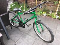Raleigh maxim bicycle