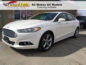 2013 Ford Fusion SE ECO-BOOST! BACKUP CAMERA! FORD MY-TOUCH T...