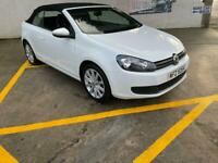 2012 golf 1.6tdi se bluemotion tech convertible