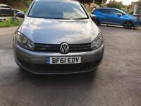 VW Golf 2011 1.6tdi manual 4300£